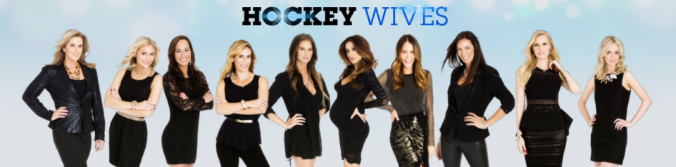 29 and wrap around Hockey Wives